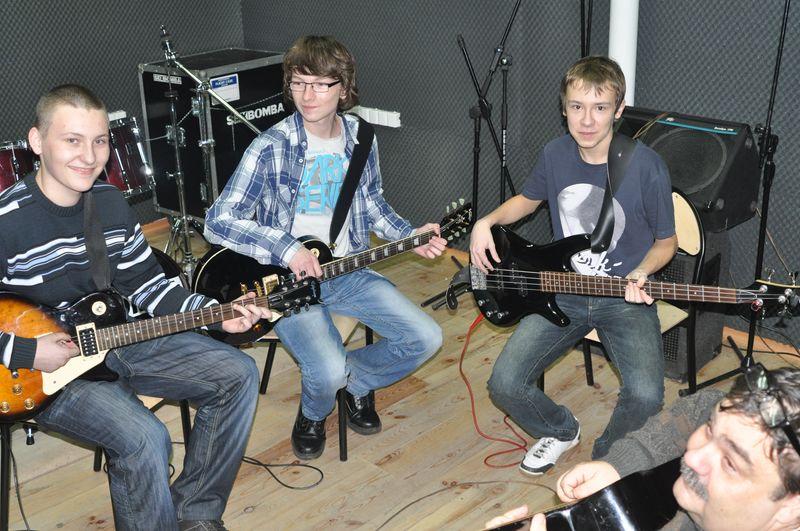 nauka gry na gitarze,